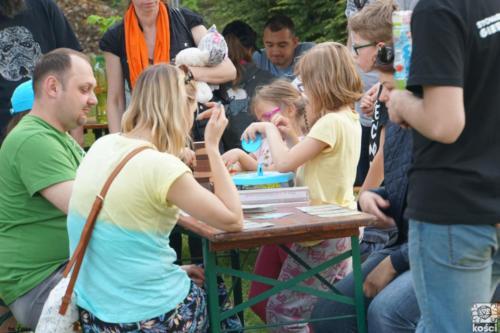 Festyn Rodzinny w Leśnym Ośrodku w Puszczykowie